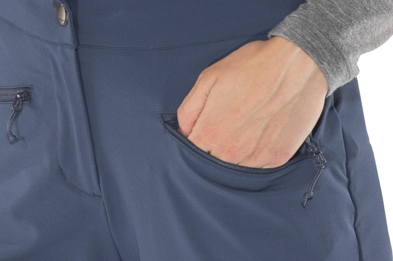 Mammut Klettergurt Jay : Mammut pordoi so pants women regular jay campz